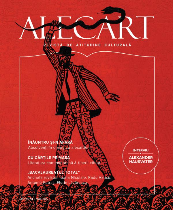 Coperta Alecart 14