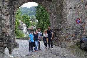 Familiaritatea departelui. În Elveția ca acasă