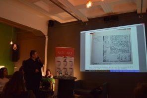 O poveste medievală în conferința lui Bogdan Suceavă la Alecart
