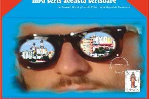 """Fernando Krapp mi-a scris această scrisoare / Teatrul """"Matei Vișniec"""" Suceava"""