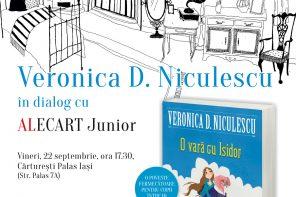 Alecart Junior cu Veronica D. Niculescu & Isidor