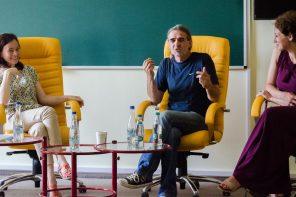 Penultima întâlnire din Săptămâna Alecart: Domnica Drumea și Marin Mălaicu-Hondrari