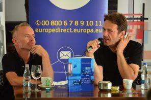 """Poezia e la Bistrița"" Invitat special: Radu Afrim (15 iulie)"