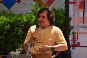 """""""Poezia e la Bistrița"""". Poeții invită un prozator: Mircea Cărtărescu"""