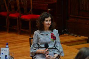 Călătorind simbolic spre Basarabia și Bucovina: Liliana Corobca la Alecart