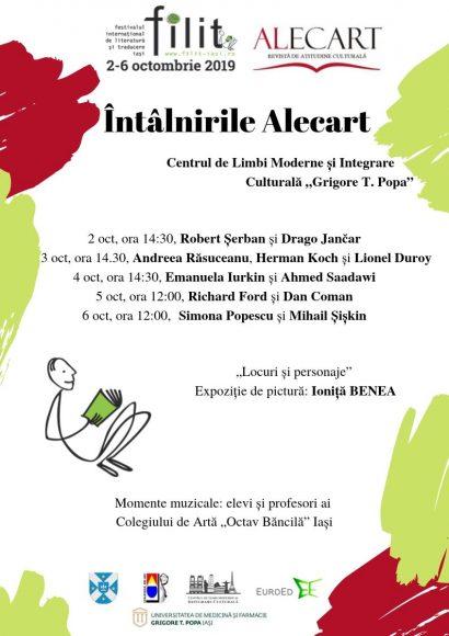 Întâlnirile Alecart (1)