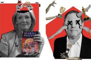 Despre J.K.Rowling și efectul bumerang. (In)dependența artei de creatorul său.