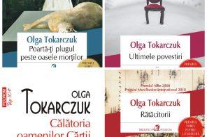 Universul fluctuant & sensibil la atingere al Olgăi Tokarczuk sau despre ce vezi când închizi ochii