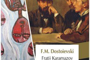 Frații Karamazov: Fericirea umană în fața scaunului de judecată