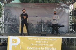 Muzica&poezia au fost și rămân la Bistrița (Prima zi)