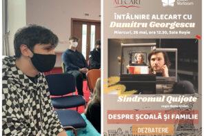 Sindromul Quijote și dialogul nostru cu Dumitru Georgescu